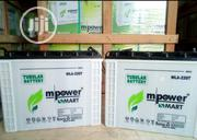 12v 200ah Mpower Tubular Solar Batteries | Solar Energy for sale in Lagos State, Ojo