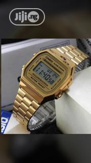 Casio Illuminator Gold | Watches for sale in Lagos State, Lagos Island
