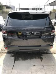 Land Rover Range Rover Sport 2016 Black | Cars for sale in Lagos State, Lekki Phase 1