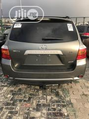 Toyota Highlander 2008 4x4 Green | Cars for sale in Lagos State, Lekki Phase 1