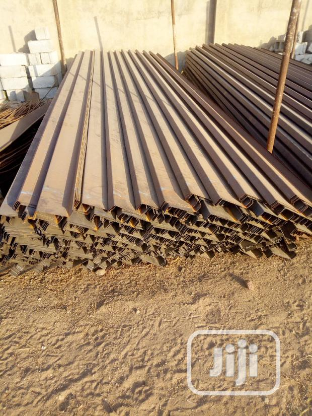 Z Poline Of Different Gage S For Ur Quality Rafter Works In Dei Dei Building Materials
