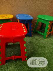Foldable Plastic Step Stool   Children's Furniture for sale in Lagos State, Ikeja
