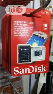 Original Micro SDHC Card 16GB European Standard 5 Yrs Warranty | Accessories for Mobile Phones & Tablets for sale in Abuja (FCT) State, Wuse