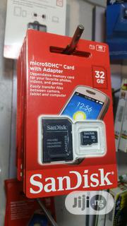 Original Micro SDHC Card 32GB European Standard 5 Yrs Warranty   Accessories for Mobile Phones & Tablets for sale in Abuja (FCT) State, Wuse