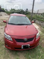 Toyota Corolla 2009 Red | Cars for sale in Delta State, Ughelli North