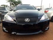 Lexus IS 2009 250 4WD Black | Cars for sale in Lagos State, Ikeja