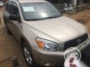 Toyota RAV4 2007 Sport Gold | Cars for sale in Lagos State, Isolo