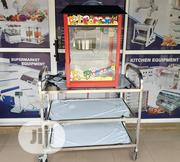 Popcorn Machine + Service Trolley | Restaurant & Catering Equipment for sale in Lagos State, Ojo