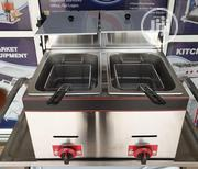 Double Basket Deep Gas Fryer | Restaurant & Catering Equipment for sale in Lagos State, Ojo