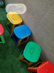 Plastic Folding Stool For Sale   Children's Furniture for sale in Lagos State, Ikeja