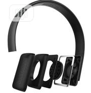 Bluetooth Headphone 4.1 Stereo Headset With Mic Rophone -MC9600 | Headphones for sale in Rivers State, Port-Harcourt