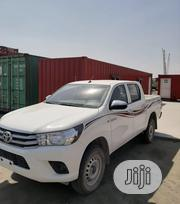 New Toyota Hilux 2018 White | Cars for sale in Lagos State, Lekki Phase 2
