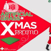 Xmass Promo Artificial Grass Plus Free Installation | Landscaping & Gardening Services for sale in Lagos State, Ikeja