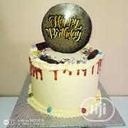 Vanila And Chocolate Cake | Party, Catering & Event Services for sale in Oyo State, Ibadan North East