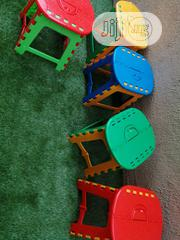 Foldable Plastic Step Stool Or Kids`   Children's Furniture for sale in Lagos State, Ikeja