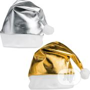 Christmas Cap. (Metallic) Up for Grab.   Clothing Accessories for sale in Lagos State, Victoria Island