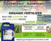 Organic Fertilizer (Super Gro) | Feeds, Supplements & Seeds for sale in Lagos State, Ikeja