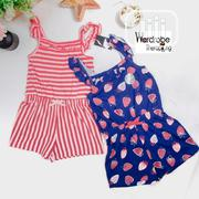 George 2-in-1 Playsuit | Children's Clothing for sale in Lagos State, Ikeja