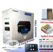 CANON Pixma IP7240 Plastic ID Card Printer - Full Package | Printers & Scanners for sale in Lagos State, Ikeja