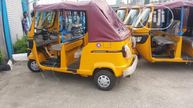 Archive: New Tricycle 2019 Yellow