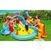 Dinoland Mini Inflatable Water Park With Water Spray | Toys for sale in Lagos State, Lagos Mainland
