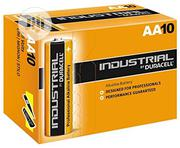 LR6 AA 1.5V Duracell Procell Battery, Pack Of 10 | Accessories & Supplies for Electronics for sale in Lagos State, Lagos Mainland