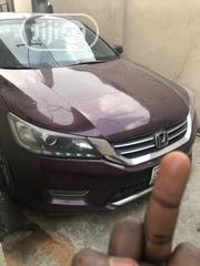 Honda Accord 2013 Red   Cars for sale in Lagos State, Kosofe