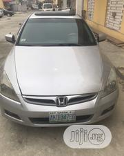 Honda Accord 2005 Automatic Silver | Cars for sale in Lagos State, Lekki Phase 2