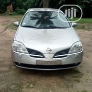 Nissan Primera 2003 Break Automatic Silver | Cars for sale in Lagos State, Ikeja