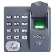 Access Control Zkt X6 Time Attendance Machine | Computer Accessories  for sale in Lagos State, Ikeja