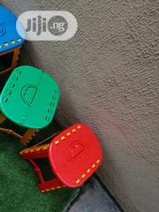 Step Stool With One Cover Colour | Children's Furniture for sale in Lagos State, Ikeja