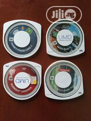 4 X PSP Game Cartridges SONY PSP Playstation Games Umd | Video Games for sale in Enugu State, Enugu