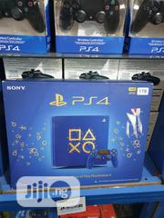 PS4 SLIM 1TB Days Of Play Blue Gold | Video Game Consoles for sale in Lagos State, Ikeja