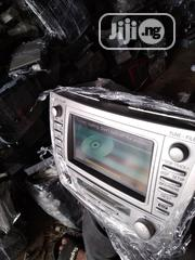 Factory Radio Toyota Camry 2010 Model Navigation Display 5yrs Warranty | Vehicle Parts & Accessories for sale in Lagos State, Isolo