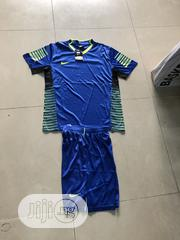 Plain Football Jersey   Sports Equipment for sale in Lagos State, Shomolu