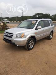 Honda Pilot 2006 LX 4x4 (3.5L 6cyl 5A) Silver | Cars for sale in Lagos State, Kosofe
