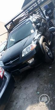 Acura MDX 2002 Black | Cars for sale in Lagos State, Surulere