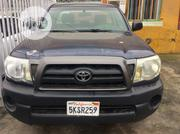 Toyota Tacoma Access Cab 2007 Blue | Cars for sale in Lagos State, Ojota