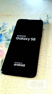 Samsung Galaxy S8 64 GB Black | Mobile Phones for sale in Lagos State, Victoria Island