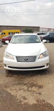 Lexus ES 2010 350 White | Cars for sale in Lagos State, Alimosho