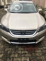 Honda Accord 2015 Gold | Cars for sale in Lagos State, Kosofe