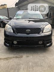 Toyota Matrix 2003 Black | Cars for sale in Lagos State, Ikeja