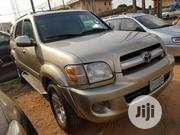 Toyota Sequoia 2004 Gold | Cars for sale in Oyo State, Ibadan South West