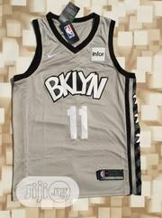 Men's Brooklyn Nets Kyrie Irving Nike Jersey | Clothing for sale in Lagos State, Lagos Mainland