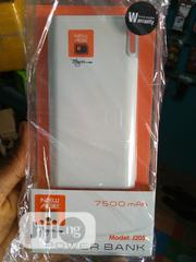 New Age 7500mah (J205) Power Bank | Accessories for Mobile Phones & Tablets for sale in Oyo State, Egbeda