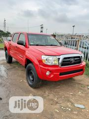Toyota Tacoma 2006 Access Cab Red | Cars for sale in Lagos State, Kosofe