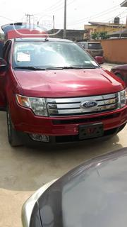 Ford Edge 2007 Red | Cars for sale in Lagos State, Gbagada