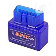 Mini OBD2 Bluetooth Car Auto Diagnostic Scanner - ELM   Vehicle Parts & Accessories for sale in Lagos State, Ikeja