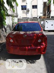 Toyota Corolla 2009 Red | Cars for sale in Abuja (FCT) State, Wuse II