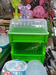 Plate Rack Dish Drainer | Kitchen & Dining for sale in Lagos State, Alimosho
